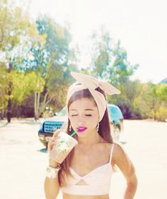 The Beautiful Ariana Grande