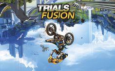 2880x1800 HD Widescreen trials fusion