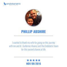 TestimonialTuesday - Thanks For A Second Chance At Life