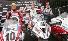Feature Superbike race
