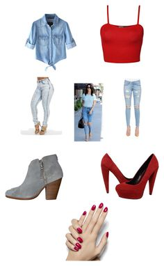 """""""Casual clothes #day1"""" by esmir-suvalic ❤ liked on Polyvore featuring rag & bone/JEAN, Chicnova Fashion, WearAll, rag & bone, Dolce Vita, amazing and day1"""