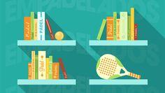 Os recomendamos 10 libros sobre pádel para seguir aprendiendo sobre nuestro deporte favorito.