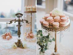 Beautiful Dessert Bar See more here: http://daverichardsphotography.com/2016/01/summit-house-wedding-fullerton/