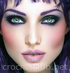 макияж мода - Google Search