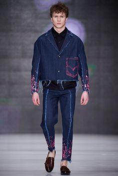 LOOK 3 - TUGBITTER AW 17'18 Menswear - MERCEDES BENZ FASHION WEEK MOSCOW 2017