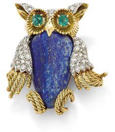 Van Cleef & Arpels Lapis Lazuli Diamonds