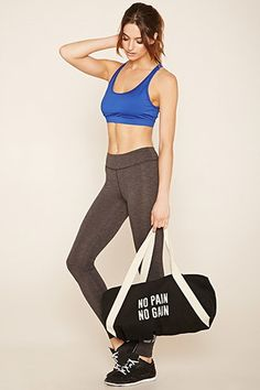 Active No Pain No Gain Bag