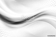 """Pobierz zdjęcie royalty free """"Gray White Bright Waves Design Abstract Wallpaper Halftone Raster Background"""" autorstwa SidorArt w najniższej cenie na Fotolia.com. Przeglądaj naszą bazę tanich obrazów online i odnajdź doskonałe zdjęcie stockowe do Twoich projektów reklamowych!"""