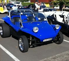 Bevan's buggy build