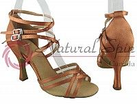 Natural Spin Salsa Salsa Shoes/Tango Shoes/Fashion Shoes(Open Toe): S1127MESH-2
