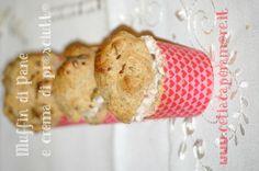 La mia ricetta su Nutrifree: Muffin di Pane alla crema di prosciutto