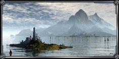 Gli Arcani Supremi (Vox clamantis in deserto - Gothian): Tolkien's world art