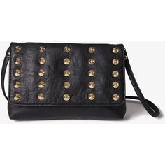FOREVER 21 Spiked Crossbody ($20) via Polyvore