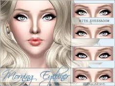 sims 3 eyeliner - Google Search