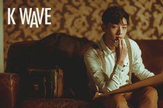 Ji Soo - Kwave Magazine January Issue '16