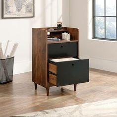 Mercury Row Holmberg 2 Drawer Filing Cabinet | Wayfair.co.uk