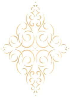 Id love this stencil all over one wall in our future master bedroom or living room..maybe both :)