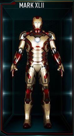"""Iron Man """"Iron Man"""" Mark XLII"""