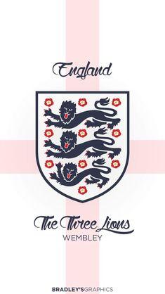 England Flag Wallpaper, England Badge, England Tattoo, Millwall Fc, England Football, Team Player, Fifa World Cup, Coming Home, Lions