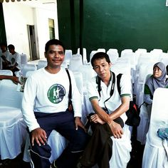 Agus Setiawan - KAHMI Forever Jalan Sehat Makassar
