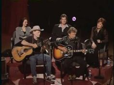 Why Me, Lord?  by Kris Kristofferson with Willie Nelson & Janie Fricke - story he tells before the song is amazing!