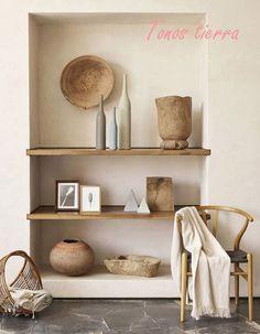 Tendencia: decoración natural | Deco con Sailo - Blog de decoración, DIY, diseño, un montón de ideas low cost para decorar tu casa