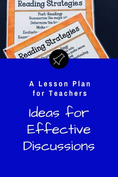 5 Tips for Teaching Effective Discussion Geography Lessons, Teaching Geography, Teaching History, Teaching Strategies, Teaching Resources, Teaching Ideas, Reading Post, Teacher Lesson Plans, Teaching Social Studies