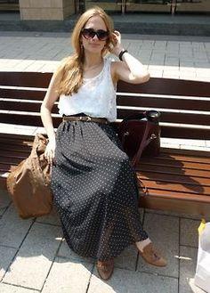 Maxi Skirts AA