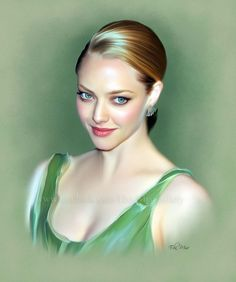 Amanda Seyfried by Ebn Misr
