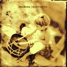 Jars Of Clay - Drummer Boy 1995 CD single