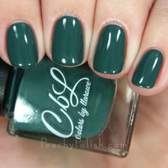 Colors By Llarowe Camo | Winter 2015 Collection | Peachy Polish