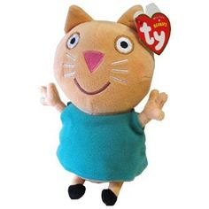 Candy Cat TY Beanie Toy