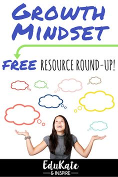 Growth Mindset Resource Round-Up