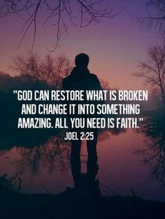 Faith God Trust Change