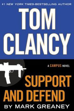 Tom Clancy Support and Defend. Dom Caruso at his best.