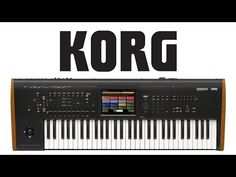 8 Best Korg Keyboard Synthesizer Piano images in 2017