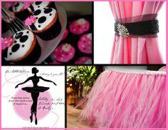 ballerina party ~ teens