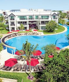 Tropical Splendor Resorts for Families   Working Mother