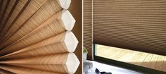 Alustra® Duette® honeycomb shades by Hunter Douglas gives you visual appeal with sacrificing practicality http://www.hunterdouglas.com/honeycomb-shades/alustra-duette-architella