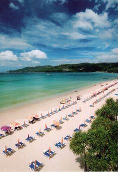 Patong Beach Phuket | Patong Beach - the main and most popular beach resort in Phuket, and ...