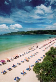 Patong Beach Phuket | Patong Beach - the main and most popular beach resort in Phuket, and ... getting excited