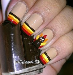 Nail art is spreading its wings across the globe, no one is saved from this plague of fashion which is holding us in its firm grip and we cannot think of oursel