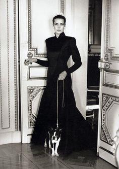 Caroline of Monaco.