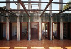 Vittoria House by Spanish architects Oscar Tusquets and Lluìs in Pantelleria, Sicily |1972-75