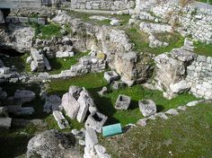Sheep Gate Pool of Bethesda | Pool of Bethesda, Jerusalem | Flickr - Photo Sharing!