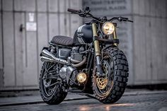 Triumph T100 by Down & Out Cafe Racers 8