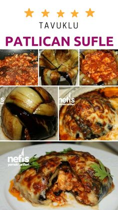 Aubergine Soufflé Chicken Recipes How is it done? 11 044 Chicken Eggplant souffle recipe book in person narrative and pictorial photographs of attempting here. East Dessert Recipes, Breakfast Recipes, Turkish Recipes, Italian Recipes, Curry Recipes, Healthy Recipes, Vegetable Recipes For Kids, Chicken Pot Pie Filling, Making Homemade Pizza