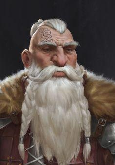 Fantasy Dwarf, Fantasy Rpg, Medieval Fantasy, Fantasy Portraits, Character Portraits, Fantasy Artwork, Character Creation, Character Concept, Character Art