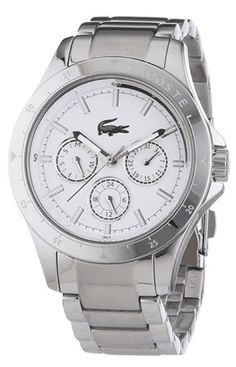 6e1d1f83321 30 melhores imagens de Relógios Lacoste