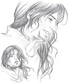 LotR: Faramir by `Saimain on deviantART